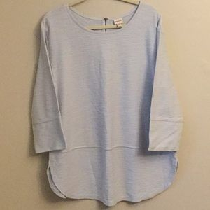 Grey cotton tunic xxl